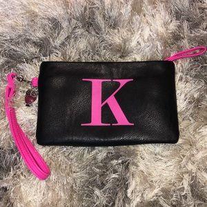 Handbags - Black Wristlet